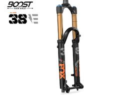 "Fox Racing Shox Horquilla 38 Float E-Bike 27.5"" Factory Grip 2 Negro Boost 2021"