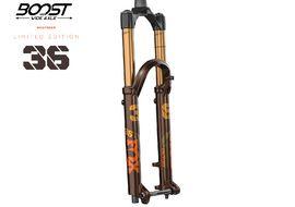 """Fox Racing Shox Horquilla 36 Float 27.5"""" Factory Grip 2 Root Beer 160 mm Boost 2021"""