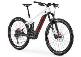 "Mondraker Crafty Carbon R 29"" Negro/Blanco/Rojo - Talla M 2020"