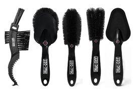 Muc-Off Kit 5 Cepillos Premium Brush Kit