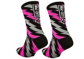 Muc-Off Calcetines Bolt -Tallas L/XL (43-46) 2020