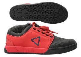 Leatt Zapatillas Flat 3.0 Rojo Chilli 2021
