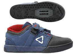 Leatt Zapatillas 4.0 Clip Azul Onyx 2021