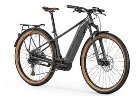Mondraker Bicicleta Electrica Thundra X Gris 2021