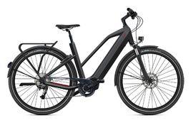 O2feel Bicicleta Electrica Iswan Adventure Boost 6.1 Mid Negro - E6100 2021
