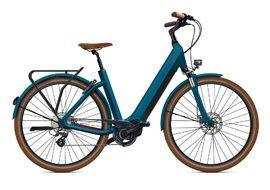 O2feel Bicicleta Electrica ISwan City Boost 6.1 Azul Cobalt - E6100 2021