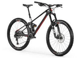 "Mondraker Foxy Carbono RR 29"" Carbon / Plata 2021"
