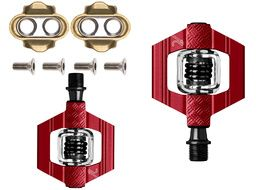 Crank Brothers Pedales Candy 2 Rojo 2021