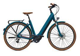 O2feel Bicicleta Electrica ISwan City Up 5.1 Azul Cobalt - E5000 2021