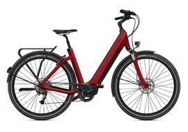 O2feel Bicicleta Electrica Iswan Explorer Boost 6.1 Rojo - E6100 2021