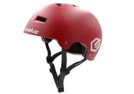 Evolve Casco Curb Rojo 2020