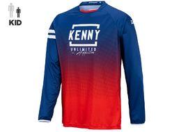 Kenny Maillot Elite Niño Red Navy 2021