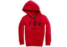 Fox Sudadera Juvenil Legacy Moth Rojo 2019