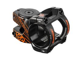 Reverse Components Potencia Black-One D-2 31.8 mm y 35 mm Negro / Naranja 2021