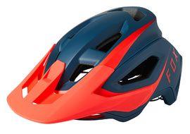Fox Casco Speedframe Pro Rojo y Azul 2021