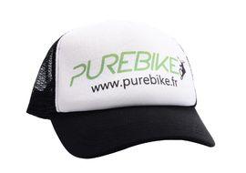 Purebike Gorra Logo Staff 2021