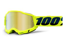 100% Gafas Accuri 2 Amarillo 2021