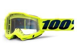 100% Gafas Accuri 2 OTG Fluo Amarillo 2021