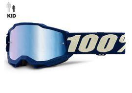 100% Gafas Accuri 2 Infantil Deepmarine 2021