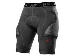 Fox Pantalón corto protector Titan Race 2021