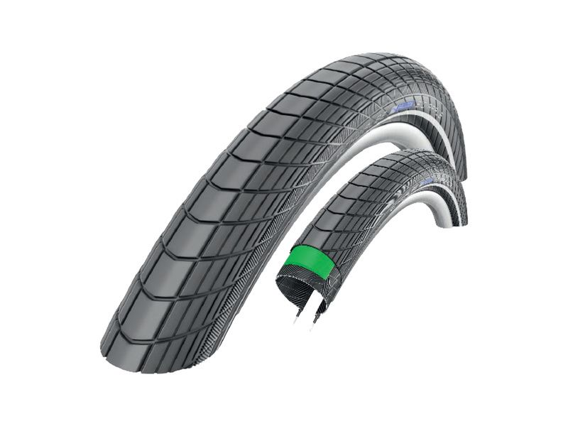 Schwalbe Cubierta Big Apple Performance 26''