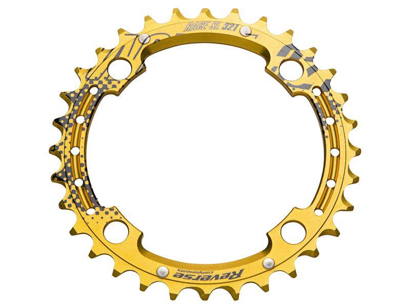 Reverse Components Plato CW shiftable Race SL Oro 2017