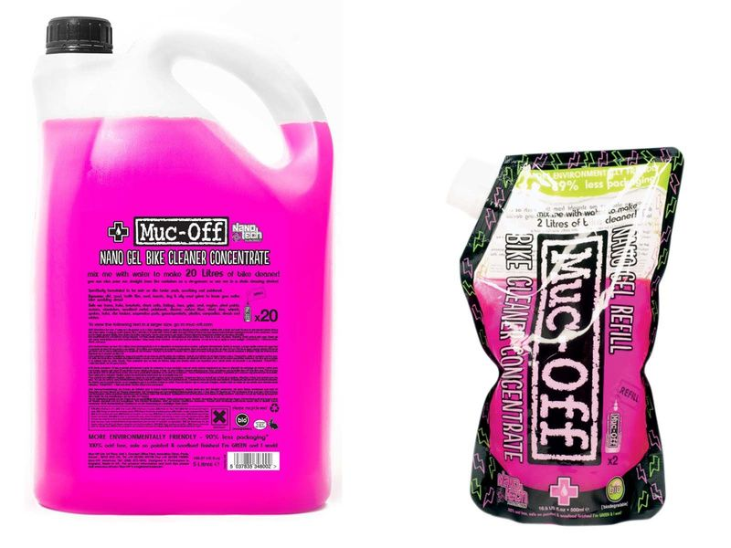 Muc-Off Concentrado de limpiador para bici Bike Cleaner