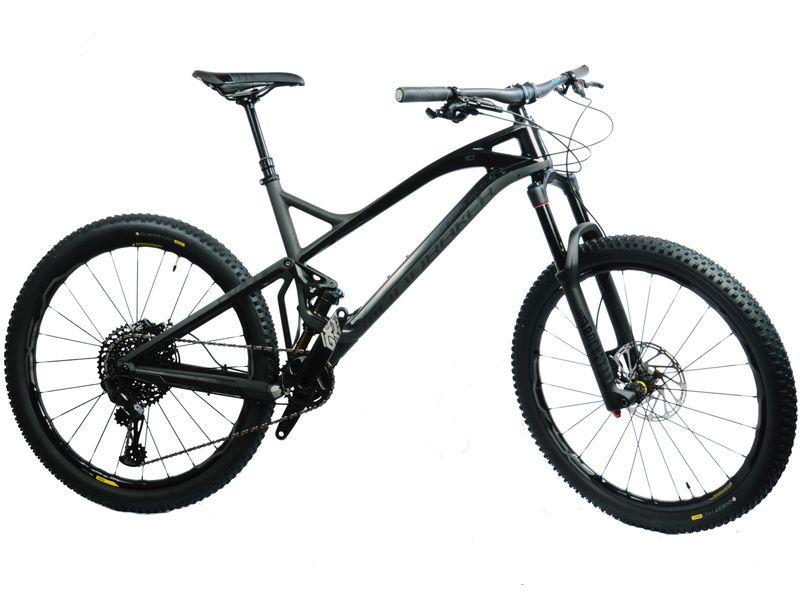 """Mondraker Foxy Carbono R 27.5"""" Eagle 12 velocidades - Talla L"""