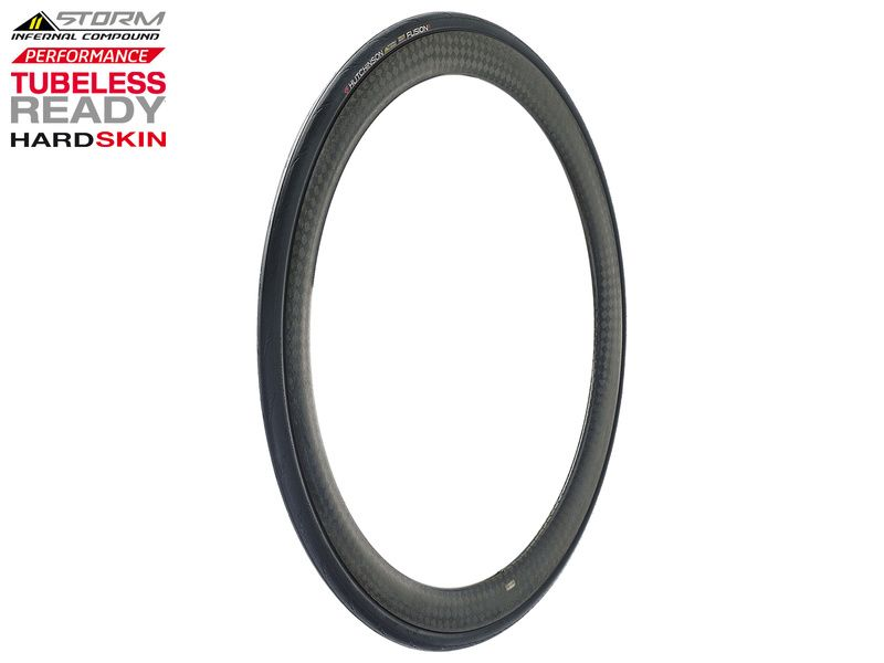 Hutchinson Neumático Fusion 5 Performance Tubeless Ready Hardskin 700 2019