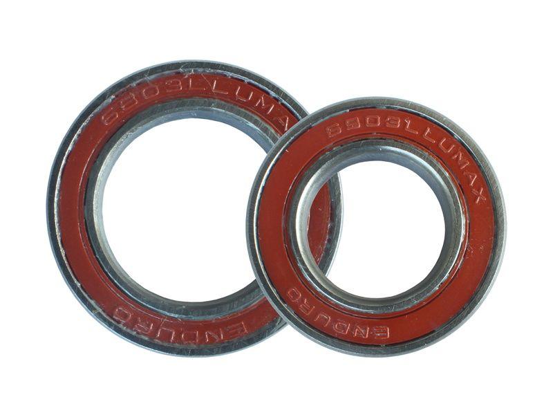 Enduro Bearings Rodamientos ABEC 3 Max