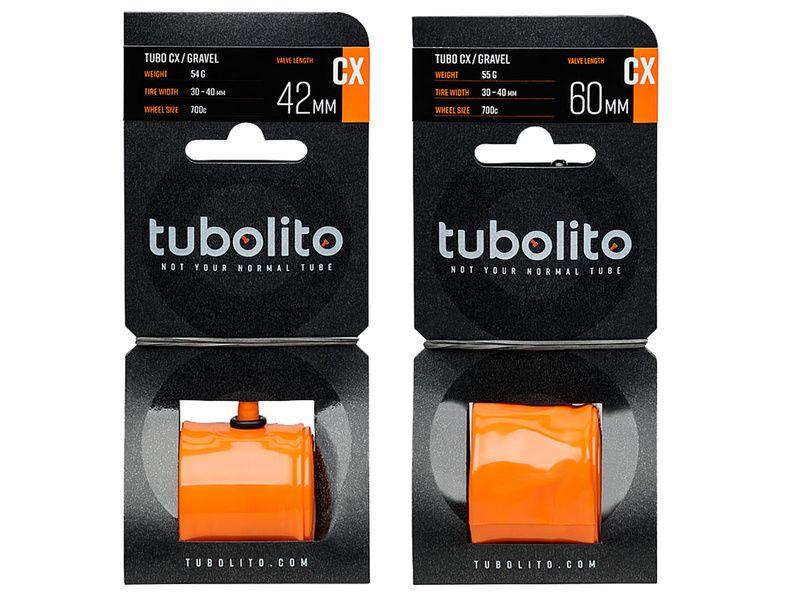 Tubolito Cámara Tubo XC / Gravel 700C 2019