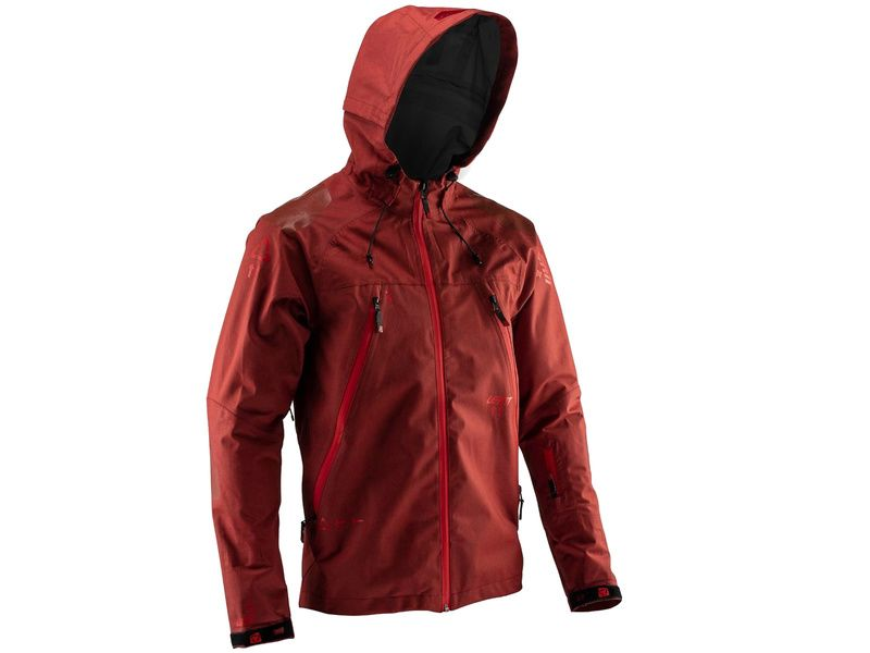 Leatt Chaqueta DBX 5.0 All Mountain Rojo 2019