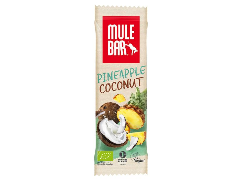 Mulebar Barrita energetica Piña Coco