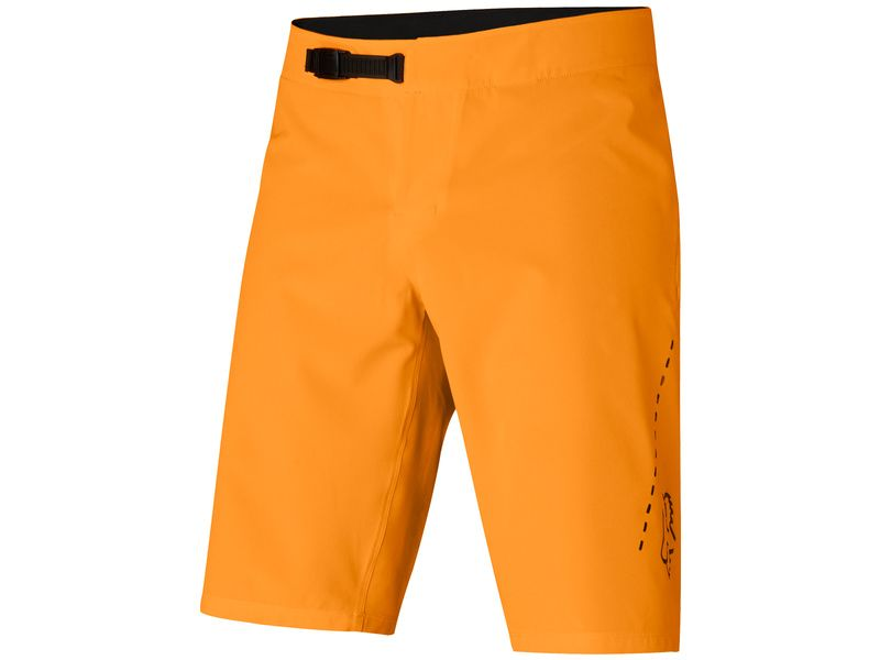 Fox Pantalon Corto Flexair Lite Atomic Naranja 2019