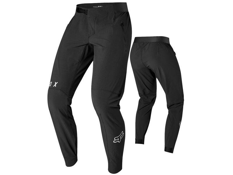 Fox Pantalon Flexair Negro Purebike