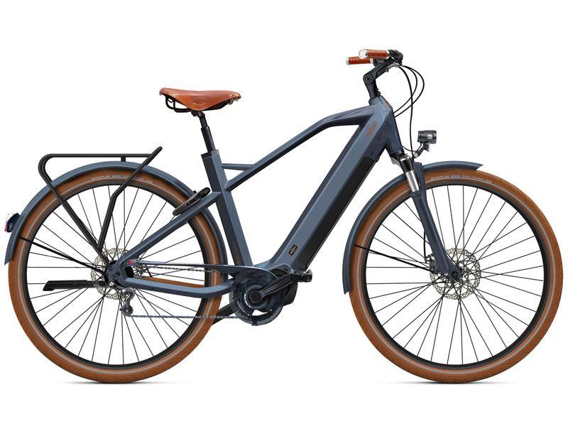 O2feel Bicicleta Electrica ISwan Urban Brooks Limited - E6100 2021